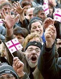 Мэрия Тбилиси запретила митинг оппозиции