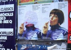Кто обезглавил людей с рекламных плакатов? (фото)