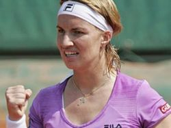 Светлана Кузнецова пробилась в 1/16 финала Australian Open