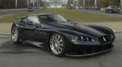 На мотор-шоу в Брюсселе фирма Gillet представила новую версию спортивного купе Vertigo (фото)