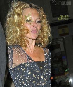 Кейт Мосс (Kate Moss) отпраздновала день рождения (фото)