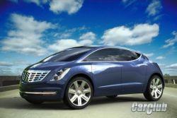 Chrysler ecoVoyager и его внутренний мир (фото)