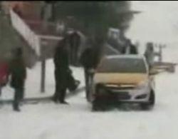 Невероятный случай в Турции (видео)