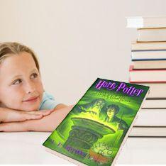 Гарри Поттер творит чудеса с детскими умами