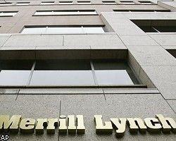 Merrill Lynch понес в 2007г. чистых убытков на 7,78 млрд долларов