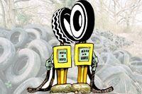 Машины GM будут ездить на биотопливе из старых шин