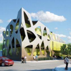 Проект торгового центра Pedregal в Мехико (фото)