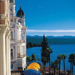 Хорватия представила новые курорты
