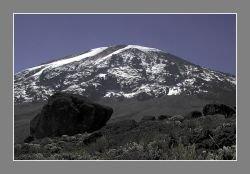 Российские альпинисты покорили самый большой вулкан на планете Килиманджаро в Танзании