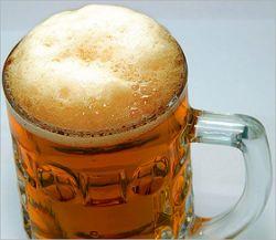 В Австрии разлилось море пива