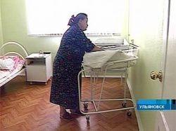 Екатерина Качур из Ульяновска впервые стала матерью в 56 лет