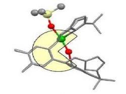 Химики заставили инертный ион урана вступить в реакцию