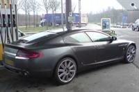Автомобильным папарацци удалось сфотографировать новый Aston Martin Rapide