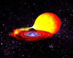 Кадр дня: Галактические потоки