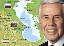 Америка пытается отнять у России Каспий