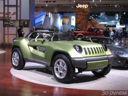 Jeep показал Renegate