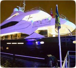 Boat Show в Лондоне: лучшие яхты и яркие новинки