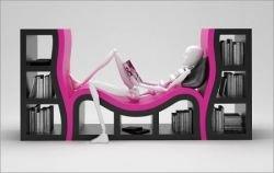 Креативная мебель от латвийского дизайнера Станислава Каца (Stanislav Katz) (фото)