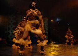 """Танцевальное шоу \""""Африка-Африка\"""" (фото)"""