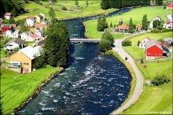 Норвегия станет экологически чистой к 2030 году