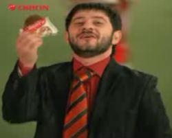 Михаил Галустян снялся в рекламе Orion Choco-Pie (видео)