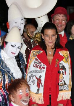 Цирковой фестиваль в Монако (фото)