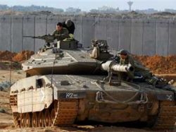 Израиль полностью перекрыл границу с Сектором Газа