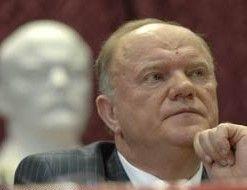 Лидер КПРФ Геннадий Зюганов вызвал Дмитрия Медведева на теледебаты