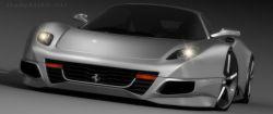 Анонсирован Ferrari F250 Concept
