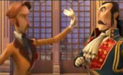 A Gentleman\'s Duel – новая короткометражка от студии Blur (видео)