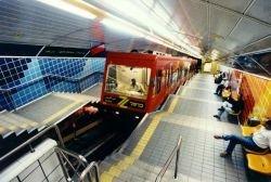 Израильское метро - чудо инженерной мысли (видео)