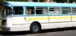 В автобусе заживо сгорели восемь человек