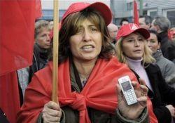 Немцы отказываются от Nokia в знак протеста
