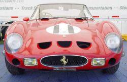 Модель-легенда Ferrari 250 GTO реанимирована дизайнером Идрисом Омаром