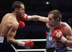 Дмитрий Кириллов будет биться за титул чемпиона мира