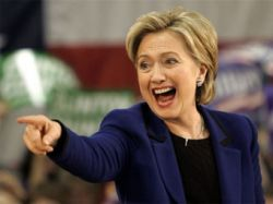 На кокусах демократов в Неваде победила Хиллари Клинтон