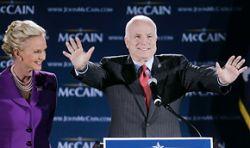 """Джон Маккейн выиграл \""""праймериз\"""" в Южной Каролине"""