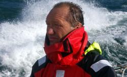 Новый рекорд в кругосветном плавании поставил француз Фрэнсис Жуайон