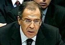 Сергей Лавров встретился с лидерами грузинской оппозиции