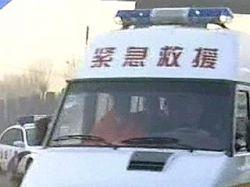 Не меньше семи человек погибли в Китае при обрушении строящегося здания