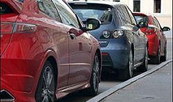 В Киеве меняют правила парковки