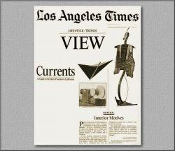 """Уволен главный редактор газеты \""""Лос-Анджелес таймс\"""""""