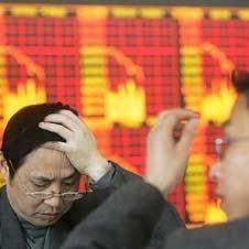 Азиатские рынки бьют рекорды падения