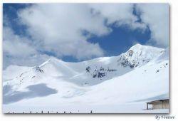 В Киргизии установились рекордные морозы