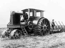 В Великобритании массово угоняют тракторы
