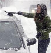 Снегопады в конце января могут компенсировать недостаток снега в первой половине зимы