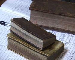 Найдены старинные книги из коллекции графа Валленродта