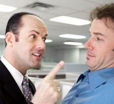 Чтобы бороться с агрессией в офисе, нужно знать своего противника