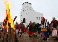 В Калужской области построили самую большую в мире русскую печь