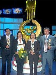 Компания UCB – лауреат премии «Профессия-Жизнь»